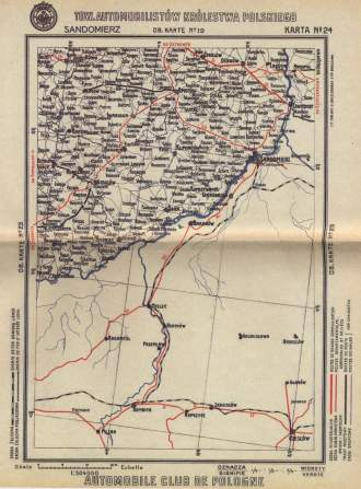 1910 _RoadMap_RussianPoland_Map24
