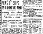 Philadelphia Inquirer 9/15/1913