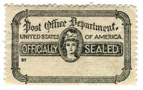 From the Post Office Department