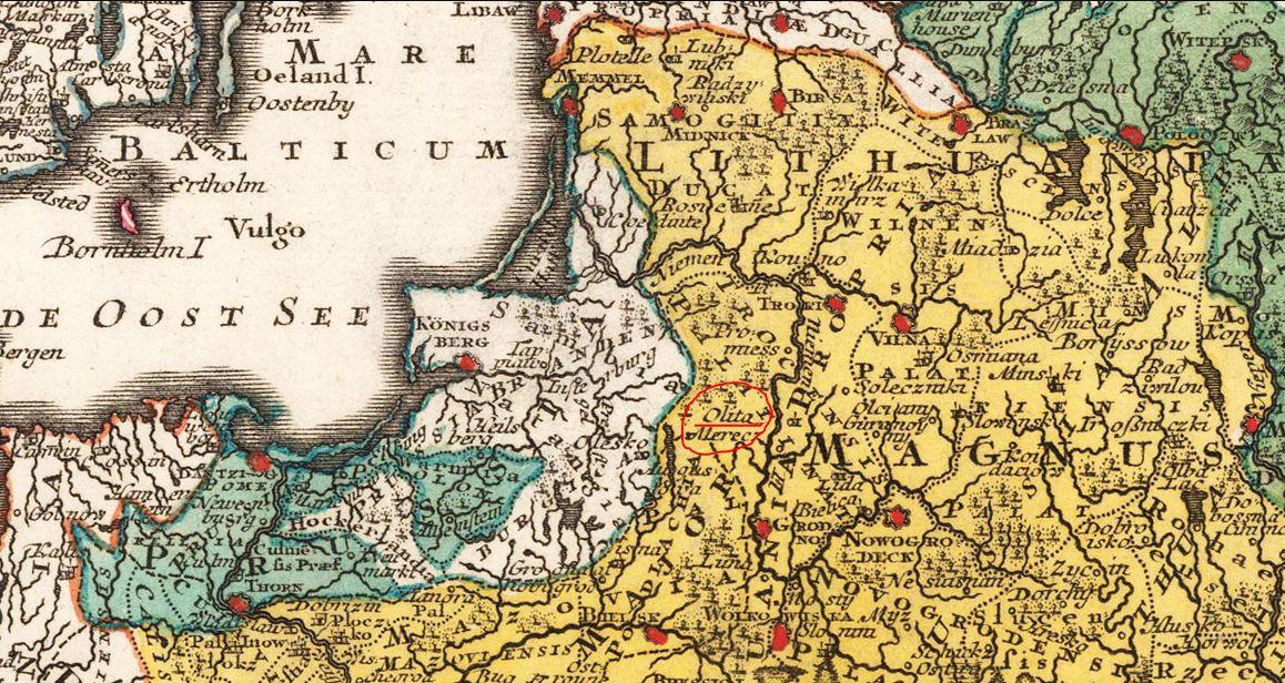 Alytus / Olita – Udrija / Baksiai — #Polish, #Lithuanian, #Genealogy