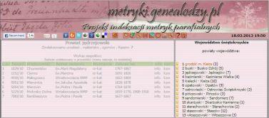 PTG_Metryk_SwietoKrzyskie - genealodzy.pl