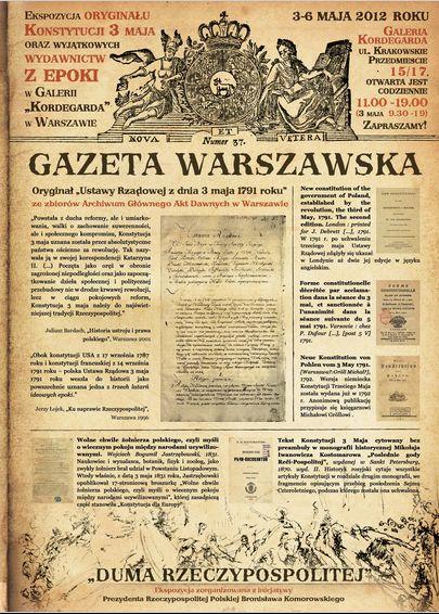 Warsaw Gazette