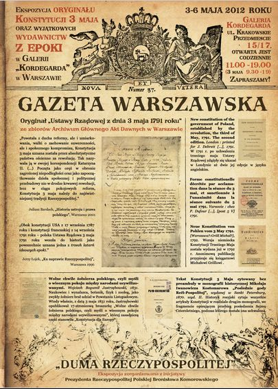 Warsaw Gazette