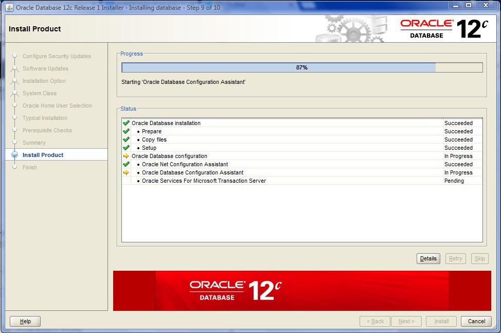 Ora12c_Installed