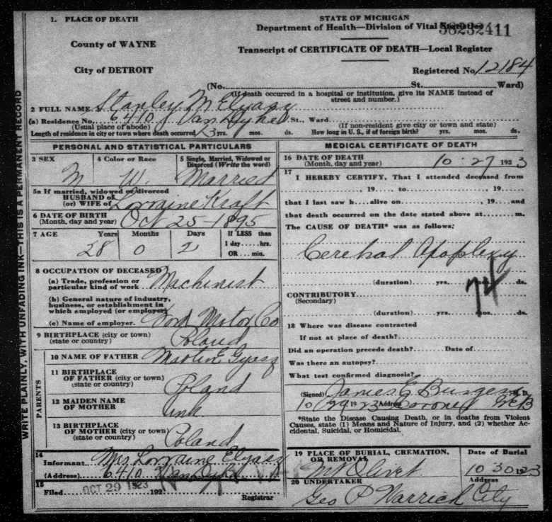19231023_Detroit_ElyaszStanleyM_DeathCert