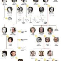 Royal Genealogy Spain - King Juan Carlos Family Tree — #Genealogy, #Spanish