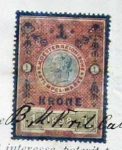 ColorAustrianPolandStamp