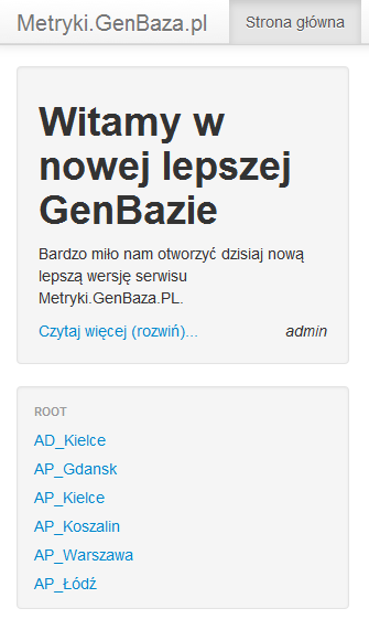 GenBaza Is Back 24-August-2015