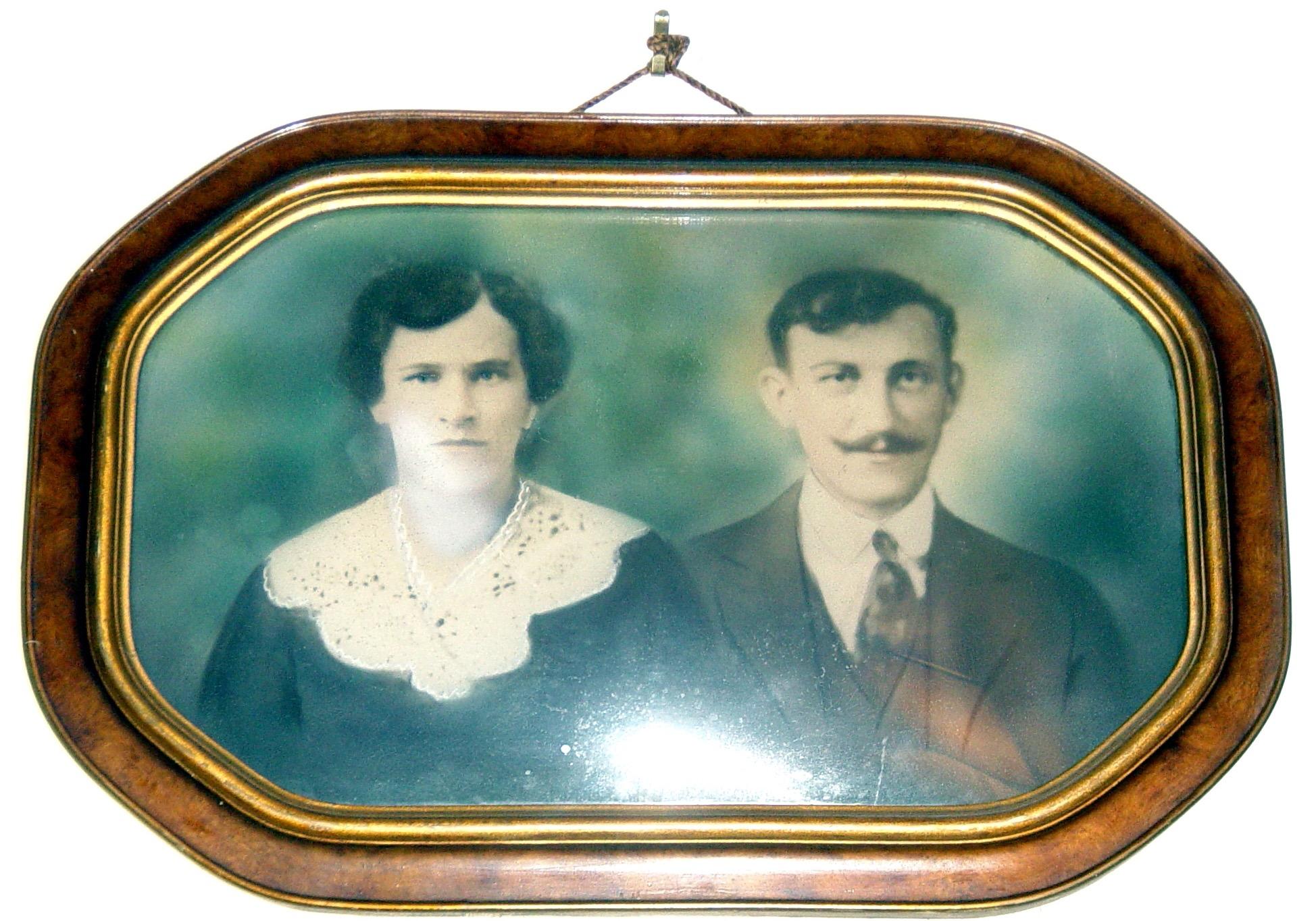 Walerya & Jozef Eliasz from 1913