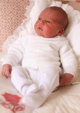 Prince Louis son Prince William