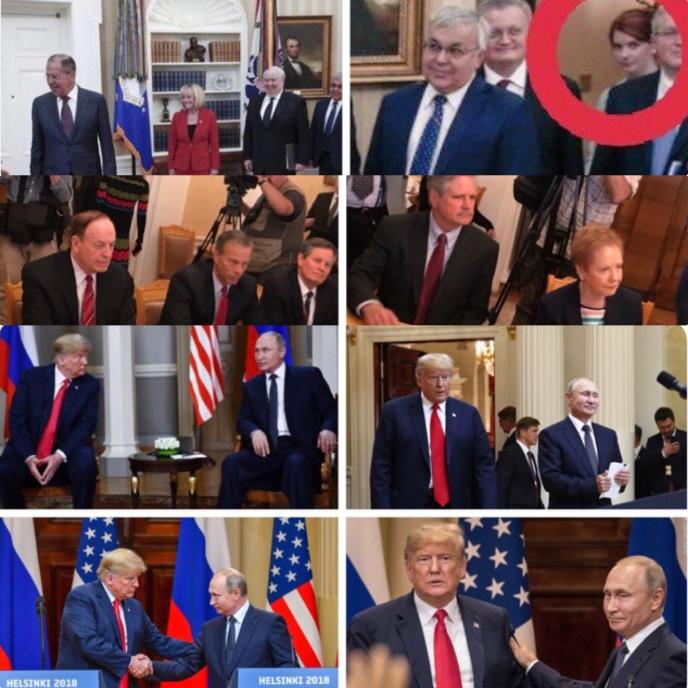 Secret Mtgs - Trump-Russians