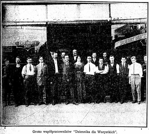 Buffalo Polish Newspaper — Dziennik Dla Wyszystkich